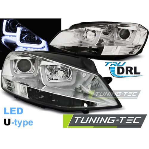 LPVWK5 VW GOLF 7 11.12- U-TypeE CHROME