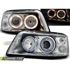 LPVWE4 VW T5 04.03-08.09 ANGEL EYES CHROME