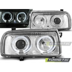 LPVW87 VW VENTO 01.92-08.98 ANGEL EYES CHROME