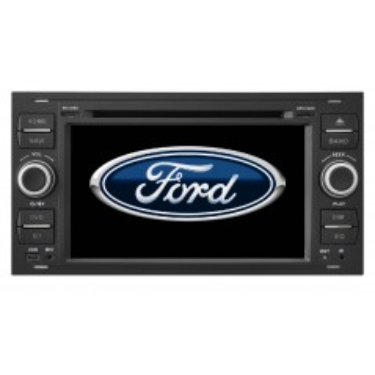 Ford Multimedia DVD GPS - Focus, C-Max, Fiesta, Fusion, Galaxy, Transit, Kuga - K140B - Wince