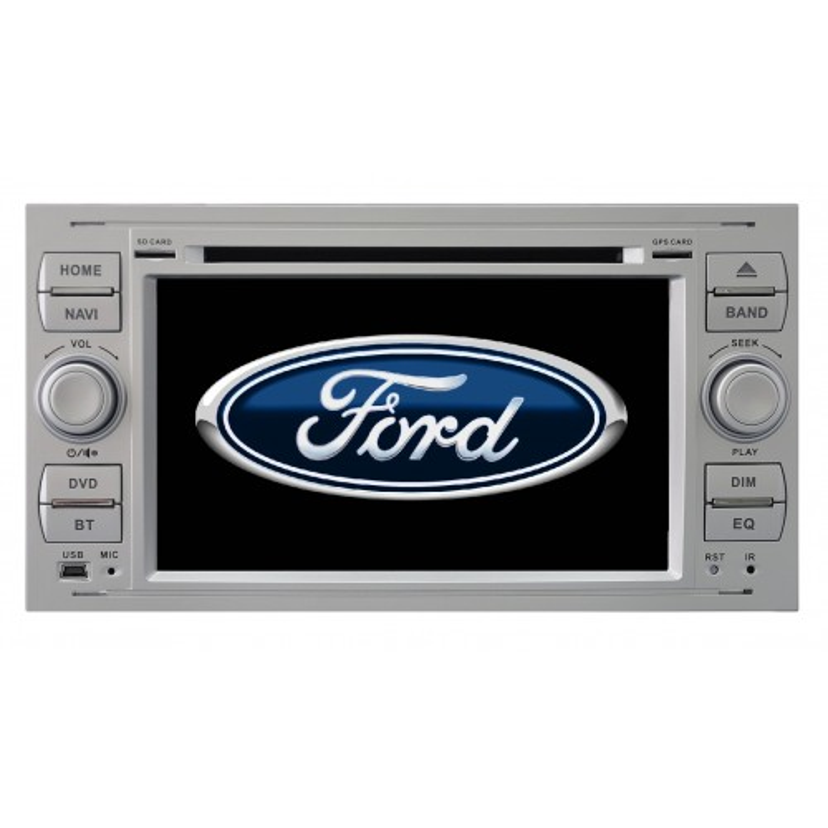 Ford Multimedia DVD GPS - Focus, C-Max, Fiesta, Fusion, Galaxy, Transit, Kuga - K140S - Wince