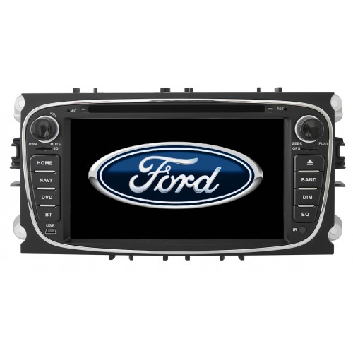 Ford Multimedia DVD GPS - Mondeo, Focus, S-Max, Galaxy - K003B - Wince