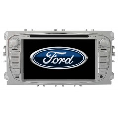 Ford Multimedia DVD GPS - Mondeo, Focus, S-Max, Galaxy - K003S - Wince