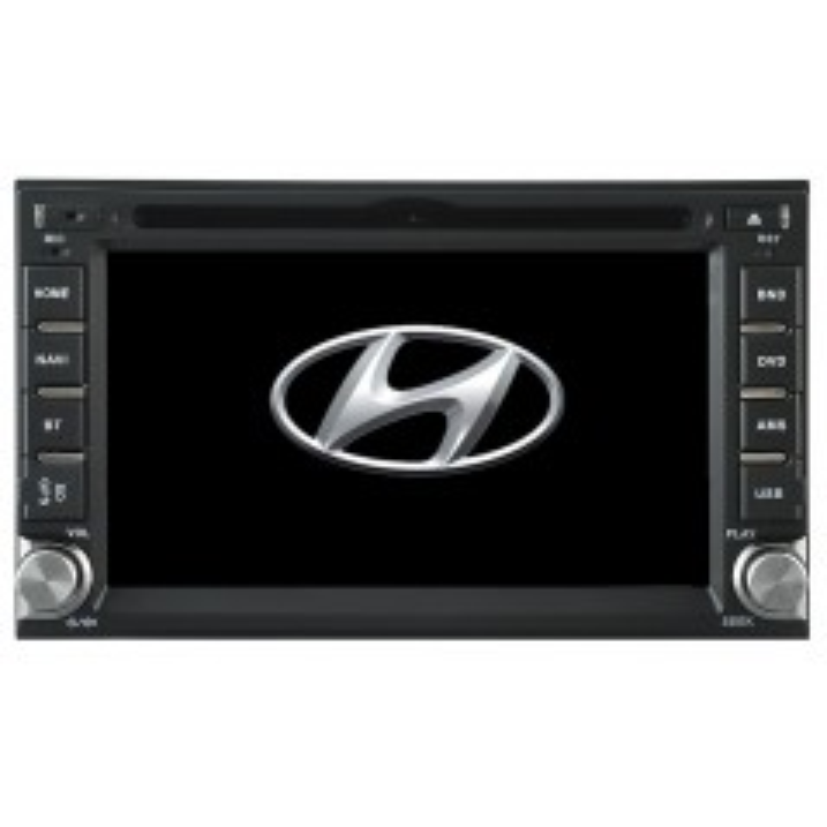 Hyundai Multimedia DVD GPS - Sonata, Elantra, Terracan, Santa Fe MK1, Tucson, Getz, Matrix,  i20 - 8900Y
