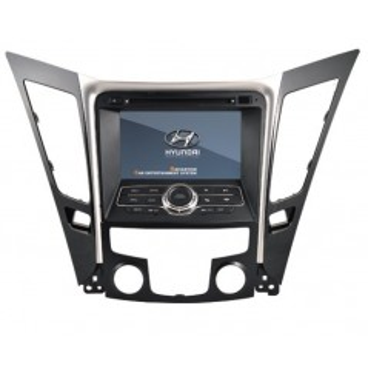 Hyundai Multimedia DVD GPS - SONATA i40 i45 i50 - 9550Y