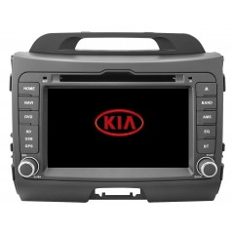 Kia Multimedia DVD GPS - Sportage MK3 - K074