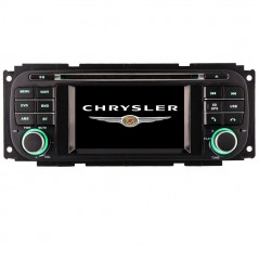 Chrysler Multimedia DVD GPS - Grand Voyager - K201 - Wince