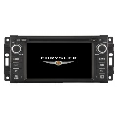 Chrysler Multimedia DVD GPS - Sebring - K202 - Wince