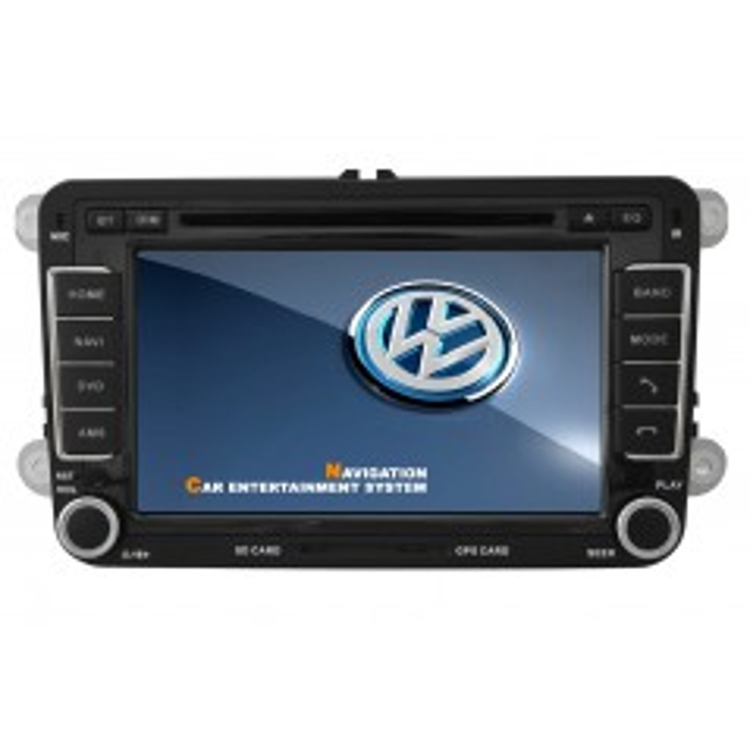 VW Multimedia DVD GPS - Golf MK5 MK6, Polo MK5, Passat B6 B7 CC, Jetta A5 A6, Touran, Scirocco, T5, Caddy, Amarok - K004 - Wince