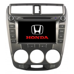 Honda Multimedia DVD GPS - City Manual A-C - 8309H - Wince