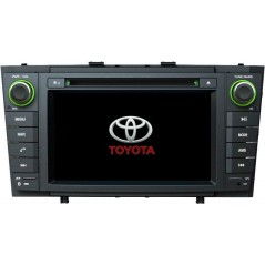 Toyota Multimedia DVD GPS - Avensis MK3 - 9124T - Wince
