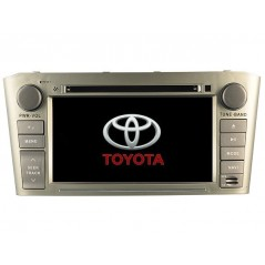 Toyota Multimedia DVD GPS - Avensis MK2 - 9134T - Wince