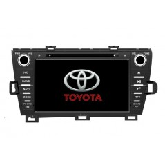 Toyota Multimedia DVD GPS - Prius MK4 - 9123T - Wince