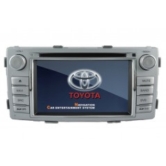 Toyota Multimedia DVD GPS - Hilux from 2012 - K143 - Wince