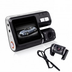 XC2 Full HD Car Dash Camera - 12MP Sensor, G-Sensor, Loop Recording, Ignition Start, 2 Inch Screen