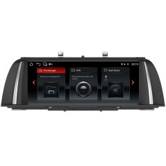 BMW Multimedia DVD GPS - 5 Series GT, F10, F11 - A8503 - Android