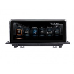 BMW Multimedia DVD GPS - X6, X6M E71 - A8511