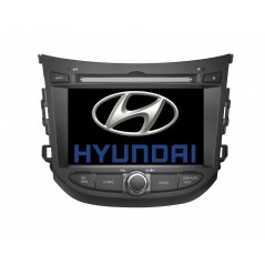 HYUNDAI MULTIMEDIA DVD GPS - HB20 - A8262Y- Android
