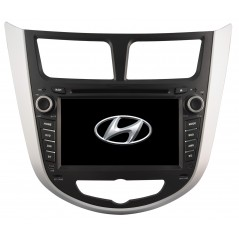 Hyundai Multimedia DVD GPS - Accent - A8263Y - Android
