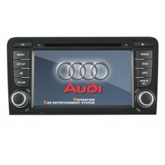 Audi Multimedia DVD GPS - A3 8P - A049- Android
