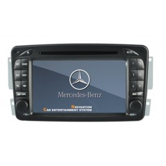 Mercedes Multimedia DVD GPS - C-Class W203, CLC-Class W203, G-Class W467 - A171- Android