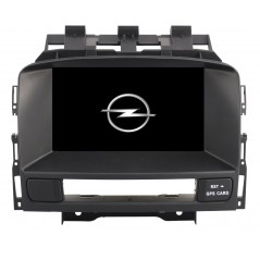 Opel Multimedia DVD GPS - Astra MK4 - A8974L- Android