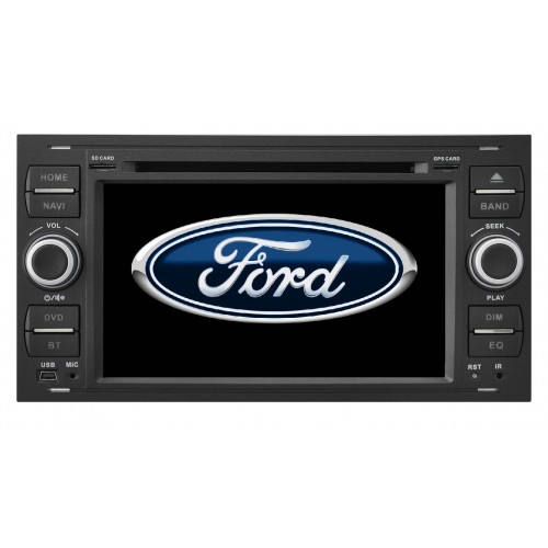 Ford Multimedia DVD GPS - Focus, C-Max, Fiesta, Fusion, Galaxy, Transit, Kuga - A140B - Android