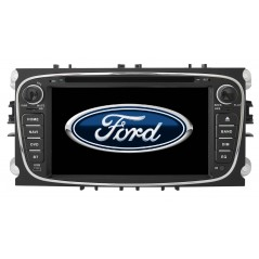 Ford Multimedia DVD GPS - Mondeo, Focus, S-Max, Galaxy - A003B - Android