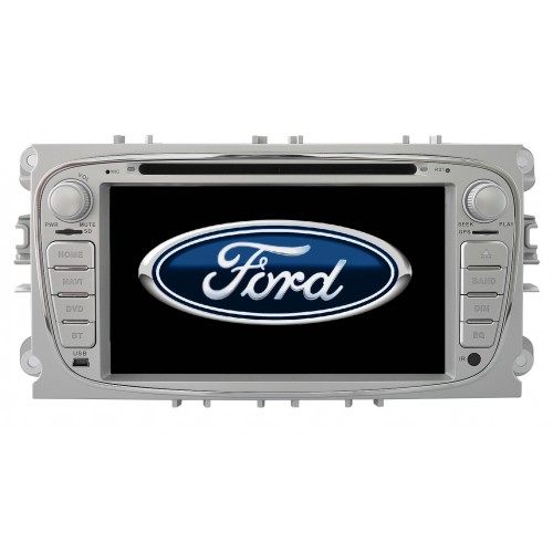 Ford Multimedia DVD GPS - Mondeo, Focus, S-Max, Galaxy - A003S - Android