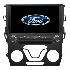 Ford Multimedia DVD GPS - Mondeo - A8492F - Android