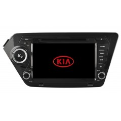 Kia Multimedia DVD GPS - Rio - A8582K - Android