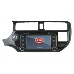 Kia Multimedia DVD GPS - Rio - A8583K - Android