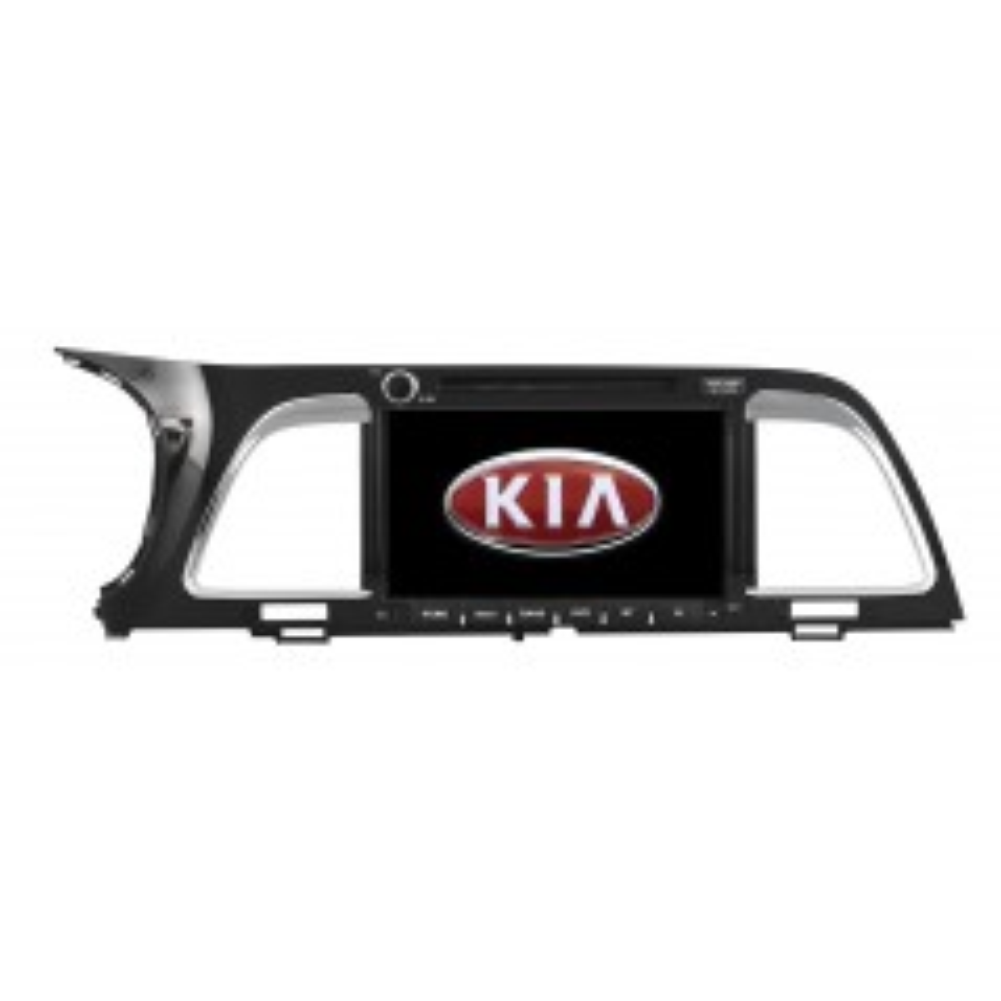 Kia Multimedia DVD GPS - K4 - K8584K - Wince