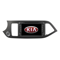 Kia Multimedia DVD GPS - Morning , Picanto - K8526K - Wince