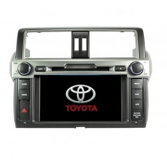 Toyota Multimedia DVD GPS - Landcruiser MK6 Auto AC - A9131TA - Android