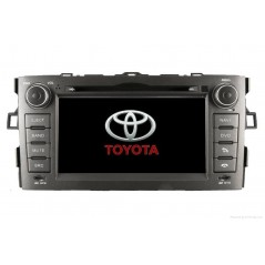 Toyota Multimedia DVD GPS - Auris MK1 - A028 - Android