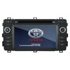 Toyota Multimedia DVD GPS - Auris MK2 - A308 - Android