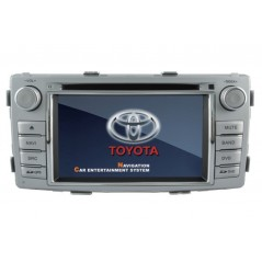 Toyota Multimedia DVD GPS - Hilux from 2012 - K143 - Android