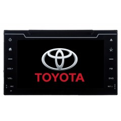 Toyota Multimedia DVD GPS - Corolla, Auris -A8160 - Android