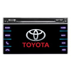 Toyota Multimedia DVD GPS - Hilux -A8141T - Android