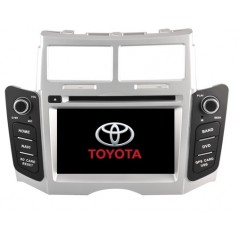 Toyota Multimedia DVD GPS - Yaris -A8111 - Android