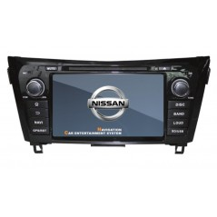 Nissan Multimedia DVD GPS - X-Trail MK3 - A353 - Android