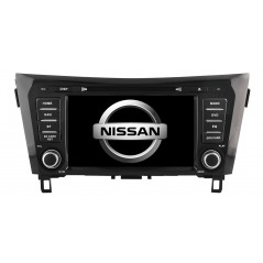 Nissan Multimedia DVD GPS - Qashqai - A8908N - Android