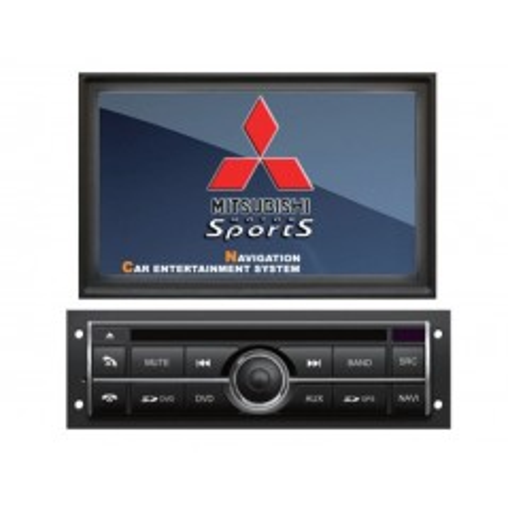 Mitsubishi Multimedia DVD GPS - L200 - A094 - Android