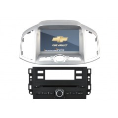 Chevrolet Multimedia DVD GPS - Captiva - 9422C - Android