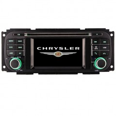 Chrysler Multimedia DVD GPS - Grand Voyager - A201 - Android