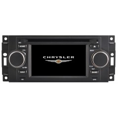 Chrysler Multimedia DVD GPS - 300C - A206 - Android
