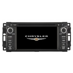 Chrysler Multimedia DVD GPS - Sebring - A202 - Android