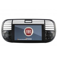 Fiat Multimedia DVD GPS - Fiat 500 - A315 - Android