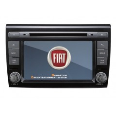 Fiat Multimedia DVD GPS - Bravo MK2 - A250 - Android